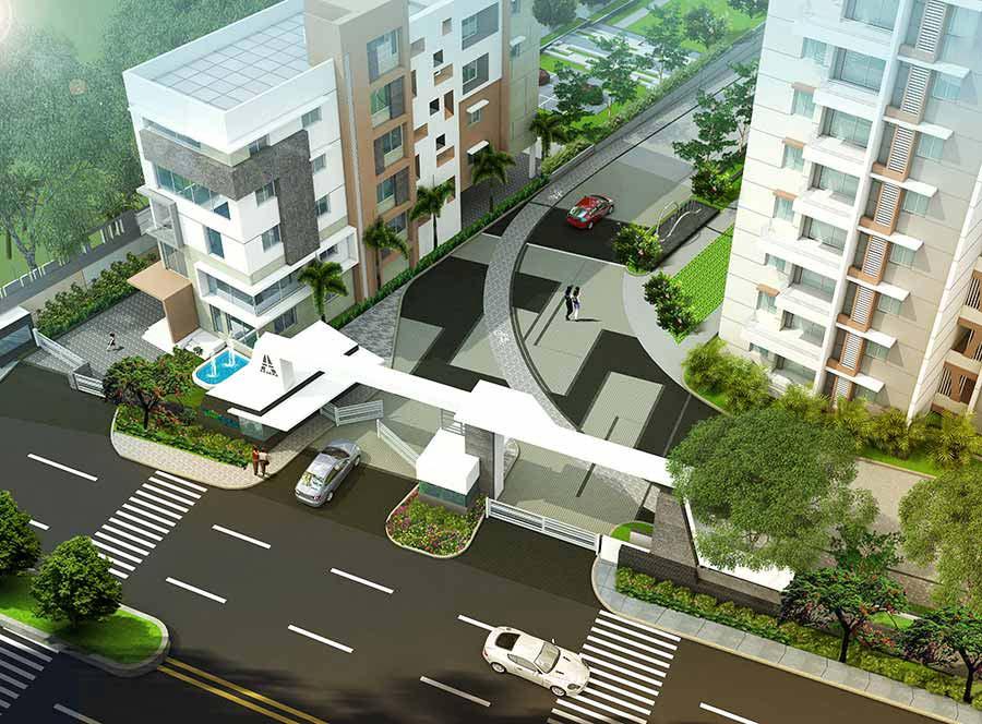 flats in chandanagar