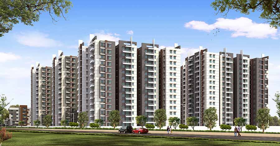 2 bhk flats in chandanagar