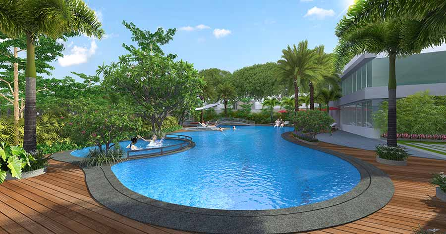 aparna 4 bhk villas for sale