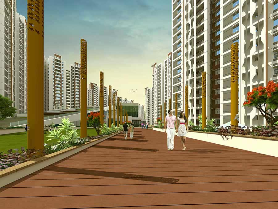 apartments in kondapur