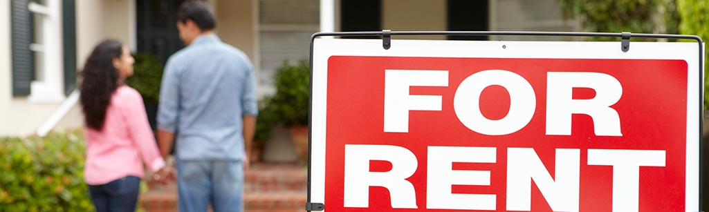 giving your house on rent