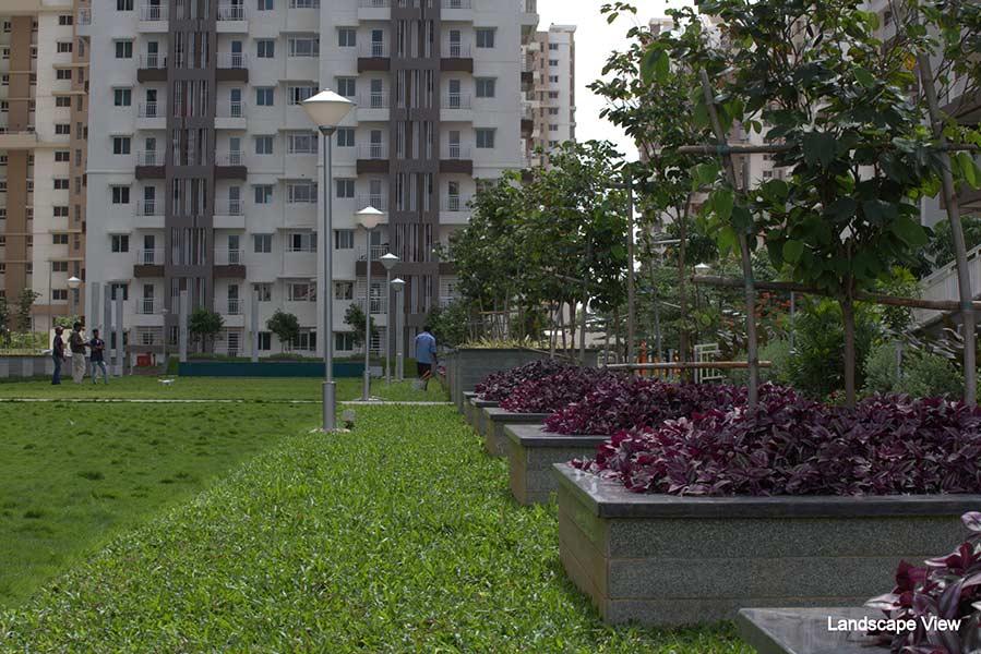 4 bhk flats in hyderabad Nallagandla
