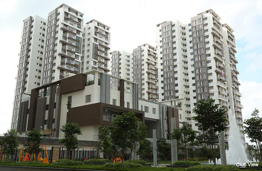 flats in Nallagandla