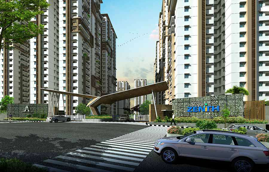 Aparna sarovar zenith apartments for sale
