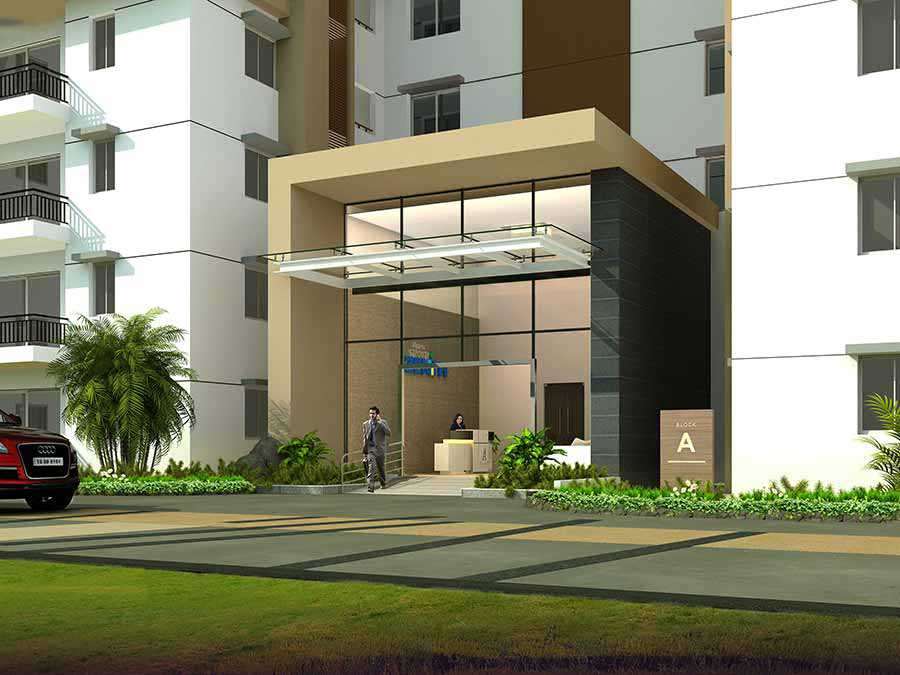 Aparna sarovar zenith apartments in Serilingampally