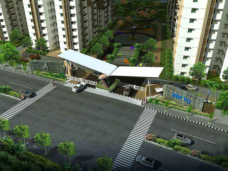2 and 3 bhk flats in hyerabad