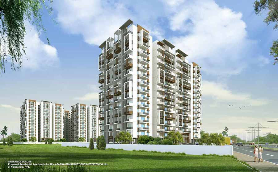2 bhk flats in hyderabad Serilingampally