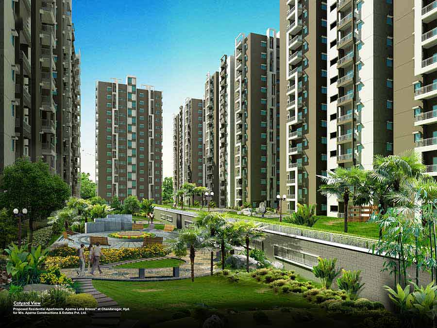 2bhk and 3 bhk Apartments for sale in Hyderabad