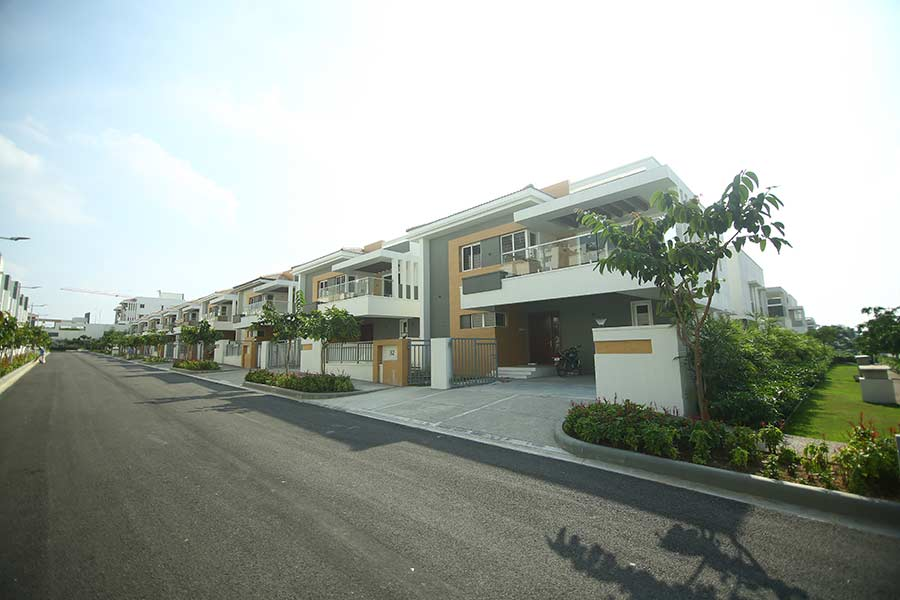 39 Completed Gated Community Real Estate Projects By Aparna