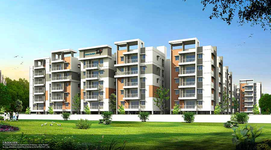 two bhk flat in hyderabad