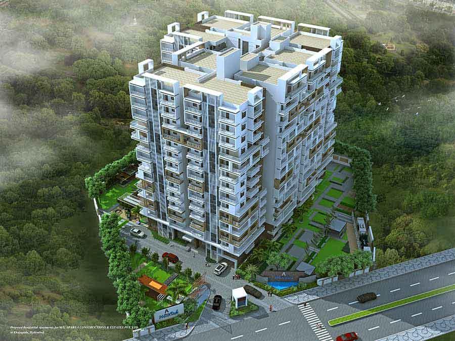 3 bhk flats in hyderabad
