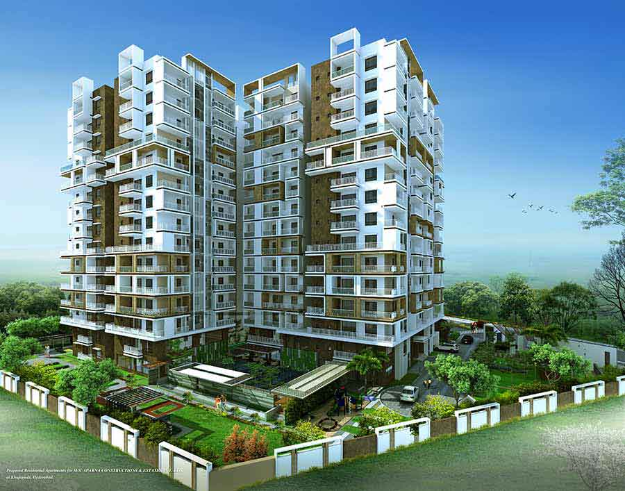 3 bhk for sale in hyderabad