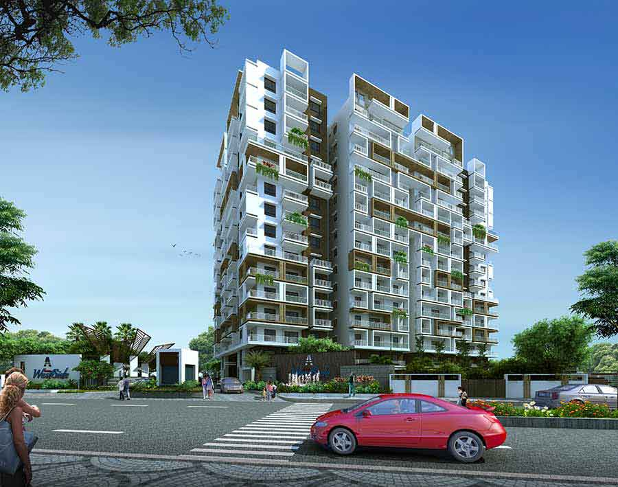 new 3 bhk flats in hyderabad