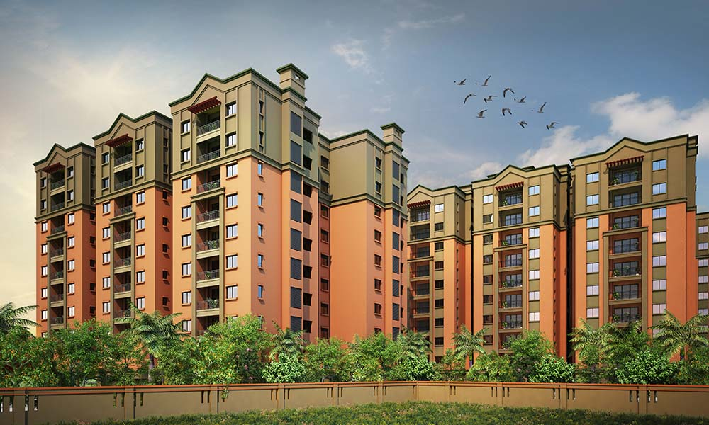 Apartments in amaravati