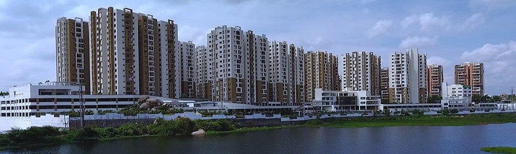 Luxury apartments in Chandanagar
