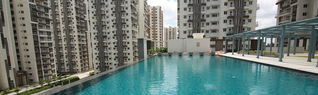 Luxury apartments in Nallagandla