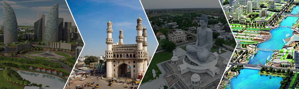 Smart Cities in Andhra and Telangana