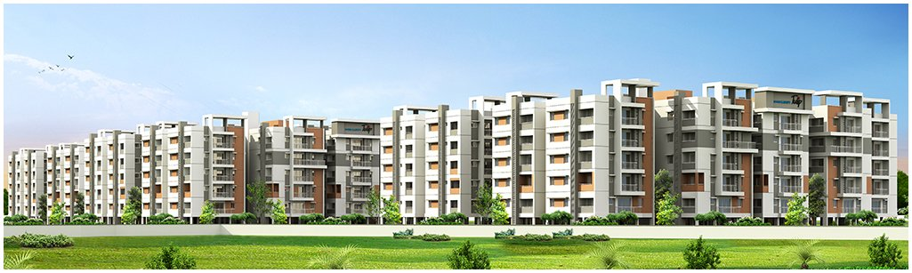 Gated Communities in Kompally