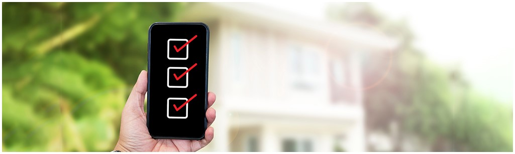Checklist while buying a investment property