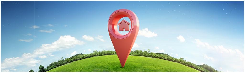 dream home location