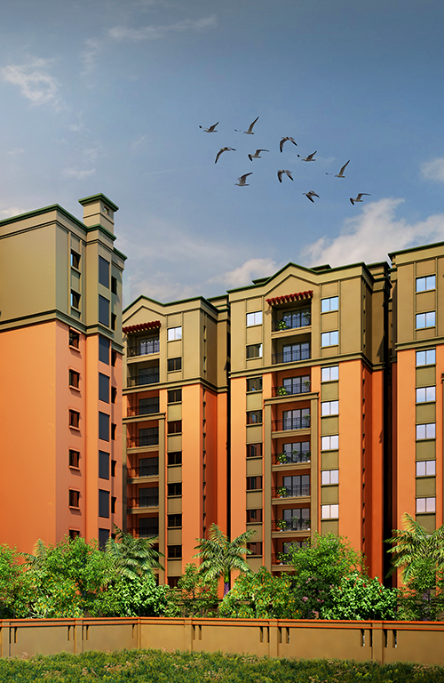Best Gated Communities in Hyderabad for Sale | Aparna Constructions