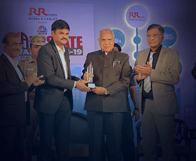 Aparna CyberZon awarded the Best Residential Project (Affordable)