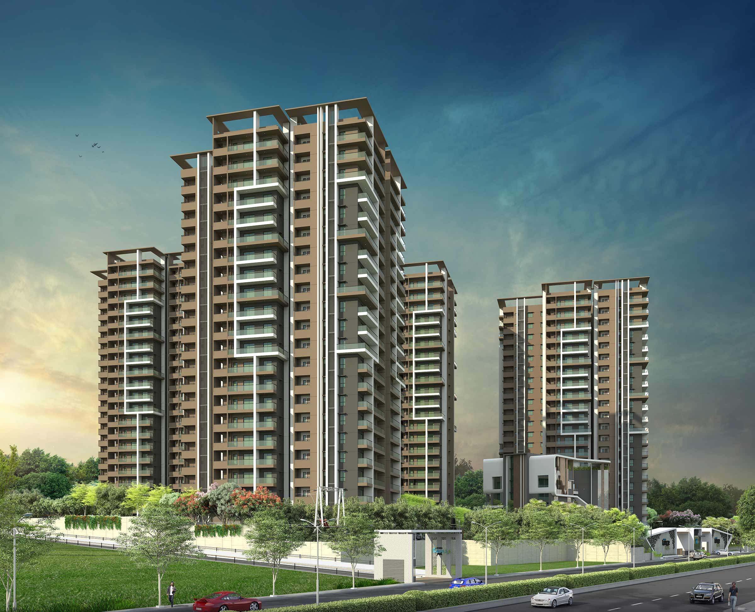 Luxury Apartment in Kondapur