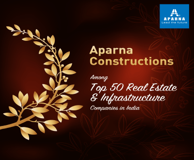 Aparna Constructions reaching new heights