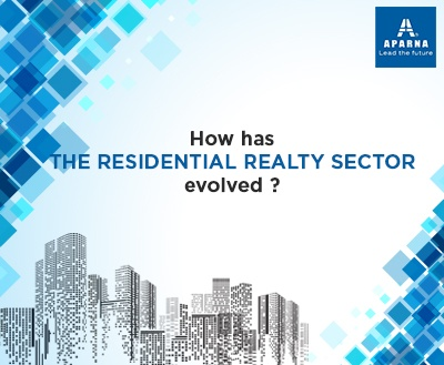 What is aiding the Residential Realty Evolution?