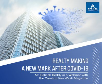 Realty sector countering the odds of the pandemic