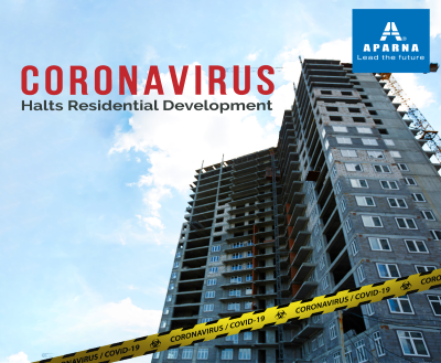 Real-Estate market face challenges due to Corona Virus Pandemic