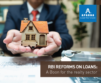 RBI's attempt to boost liquidity in the Realty Sector