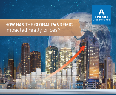 Real Estate Prices to grow due to the pandemic.