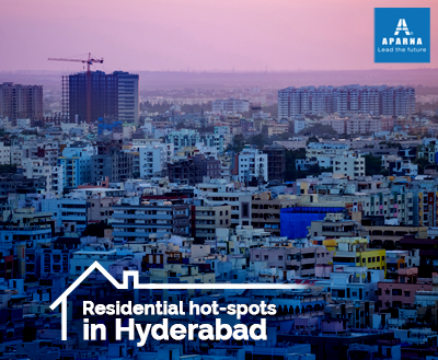 Best places to buy a home in Hyderabad