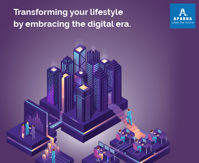Digital Transformation unfolds a new chapter for the Realty Sector