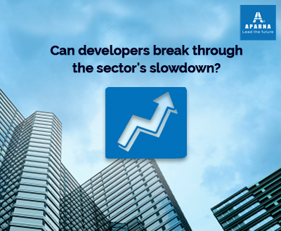 A prognosis for developers to stay afloat amidst the slowdown.