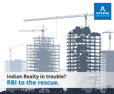 Impact of RBI's monetary policy on the Realty Sector