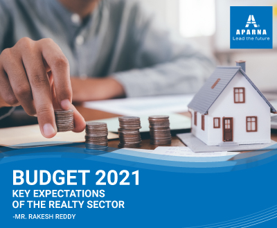 Will Budget 2021 disappoint the Realty Sector?
