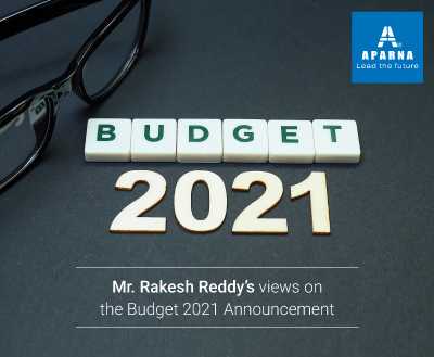 Expectations from the Budget 2021!