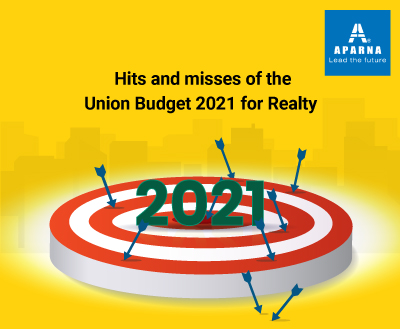 Did the Union Budget 2021 fail the Realty Industry?