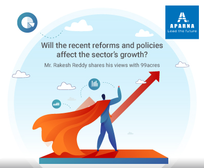 Recent Policies and Reforms to Positively Impact Realty Growth