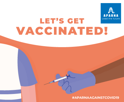 Aparna Group undertakes COVID Vaccination for Employees!