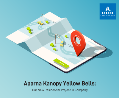 The Upcoming Residential Project in Kompally, future plans for Aparna and more.