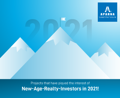 Aparna Kanopy YellowBells topped the list of projects to invest in 2021!