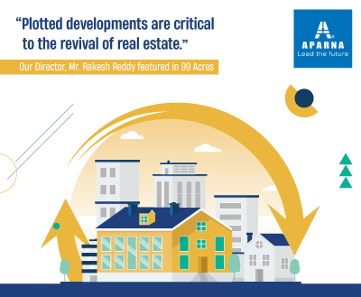 The next step in Real Estate: Plotted Developments