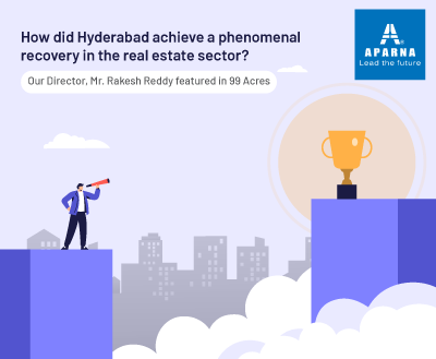 Factors that lead to robust residential sales in Hyderabad in 2021